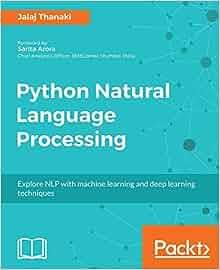 python natural language processing jalaj thanaki pdf