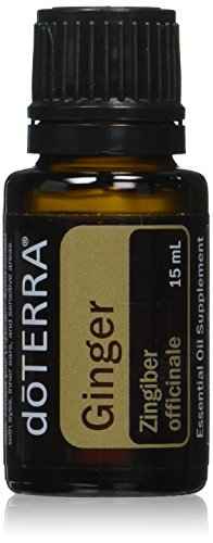 doTERRA Ginger Essential Oil (New Source) 15 ml