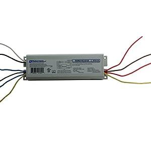 ROBERTSON 3P20130 Individual Fluorescent eBallast, 2 CFQ18W/G24q CFL Lamp, Preheat Rapid Start, 120Vac, 50-60Hz, Normal Ballast Factor, NPF, Model RSW218CQ120 /A