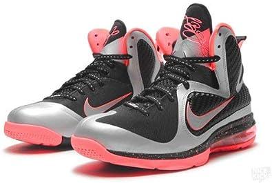 Nike Lebron 9 Mango (Mtllc Silver