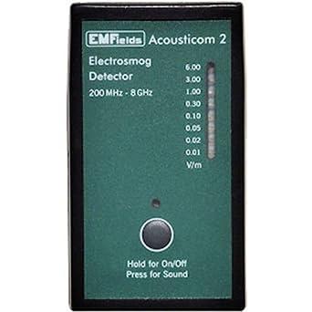 Acousticom 2 RF Detector 200MHz-8GHz