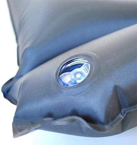 VGZ Anti-Dekubitus-Patienten-Luftkissen mit Loch - Geeignet für die Pflege von Rollstühlen, Toilettenstühlen und Betten