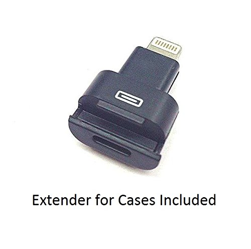 Leap Outdoors Trail or Game Camera Viewer SD Card Reader for Apple iPhone or iPad | Works with Cases | Reads SD, SDHC, and Micro SD Cards (Device Only) by Leap Outdoors (Image #5)