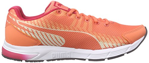 Comptition Wn white V2 Orange Puma Red Peach rose Sequence 03 Chaussures fluo Femme De Running TqYORfnwO