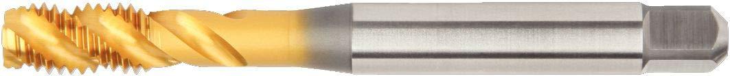 Semi Bottom Chamfer HSS-E 1//2-13 TiCN Coating WIDIA GTDVTSFT5082 VariTap VTSFT50 Multipurpose Tap 3 Flutes Right Hand Cut