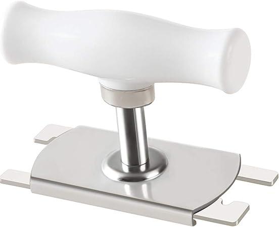 Larthrite Ouvre-bocal Couvercle Off Gripper inoxydable D/écapsuleur Taille r/églable pour les personnes /âg/ées fragiles /à la main personnes