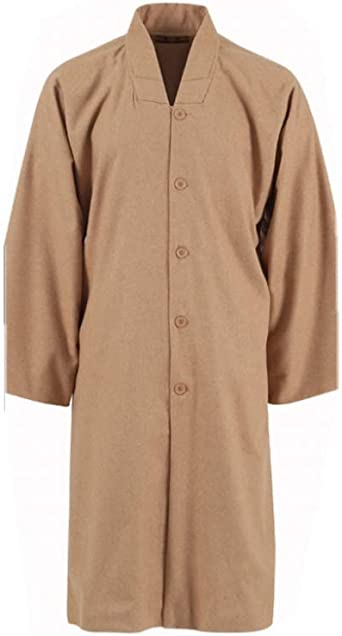 ZanYing Camisa Larga Tradicional de Monje para Hombre, Blusa de Invierno Budista Espesada: Amazon.es: Ropa y accesorios