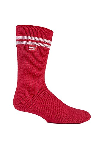 Patterned Twist Thermal Socks in 35 Colours, Size, 7-12 Us (MHH13) ()