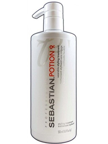 New Sebastian Potion 9 Wearable Treatment 16.9 Oz / 500 ml with Pump by Sebastian by Sebastian