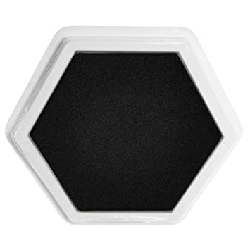 1 Stück schwarz EDUPLAY 220-085 Riesenstempelkissen