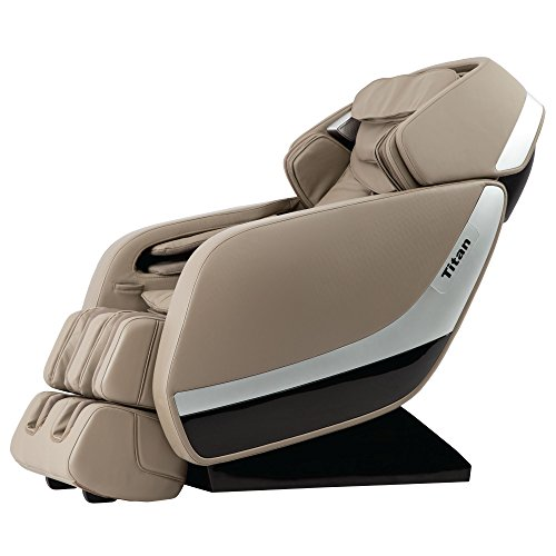 Price comparison product image X-Large 3D Shiatsu Massage Chair Titan Pro Jupiter XL (Grey)