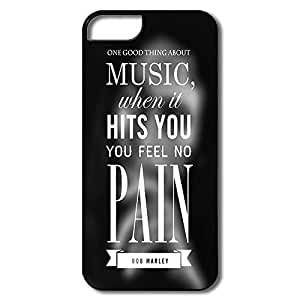 Customize Best Hard Plastic Music Hits Iphone 5s Covers