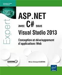 ASP.NET avec C# sous Visual Studio 2013 - Conception et développement d'applications Web