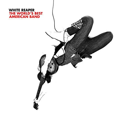 Cassette : White Reaper - The World's Best American Band (White, Digital Download Card)
