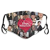 Face Mask Scarf Vampire Klaus-Mikaelson Diaries