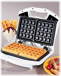 Proctor Silex 26000 Belgian Waffle Maker, White by Proctor Silex