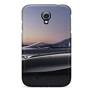 Durable Hard Cell-phone Cases For Samsung Galaxy S4 With Customized Beautiful Bmw Connect Drive Series DeanHubley