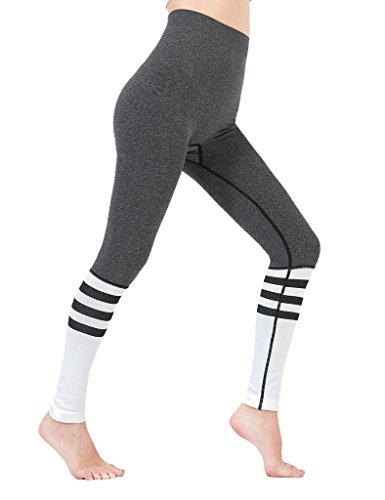 workout Products : CelerSport Women's Power Flex Yoga Pants Workout High Waist Leggings