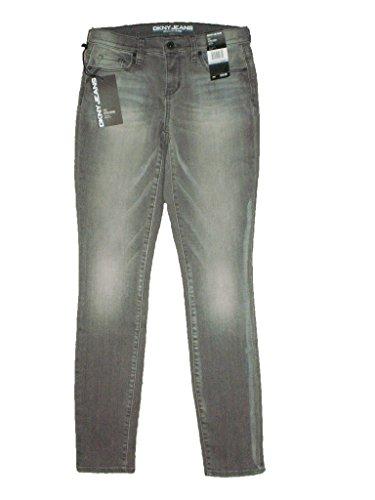 DKNY Jeans Women's City Ultra Skinny in Grey, 0 X 30 ()