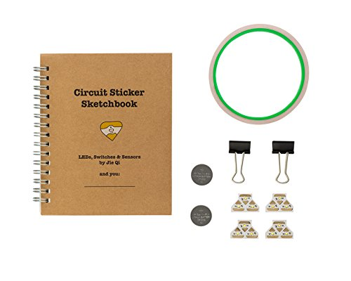 Chibitronics - Chibi Lights - LED Circuit Stickers STEM Starter Kit by Chibitronics (Image #3)