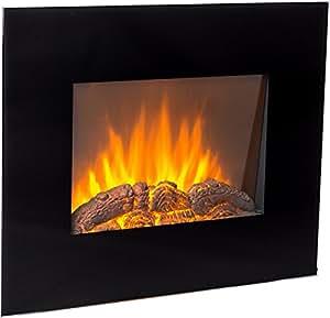 El fuego ay392 chimenea el ctrica bricolaje - Chimeneas electricas opiniones ...