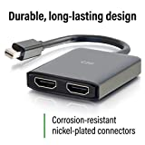 C2G Mini Display Port to HDMI Monitor