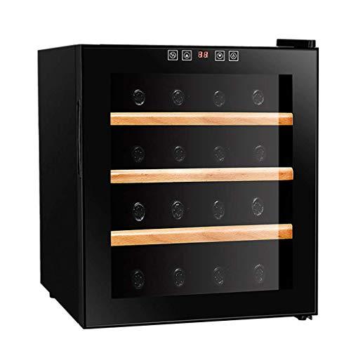 Oceanindw Thermoelectric Wine Cabinet - Drug Cooler- Bar Refrigerator - countertop Wine Cigar Cabinet - freestanding Refrigerator with LCD Digital Display (Wine Cooler Cigar)
