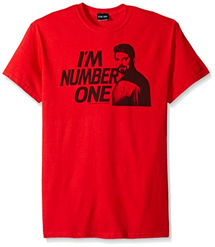 Number Red Tee - 8