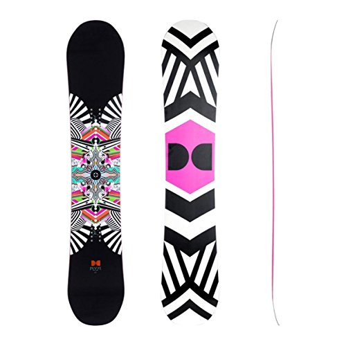 DC Women's Ply Snowboard, Multi Color, 149 (Snowboard Womens 149)