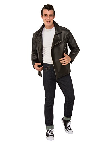 Rubie's Men's Grease, T-Birds Jacket, As Shown, -