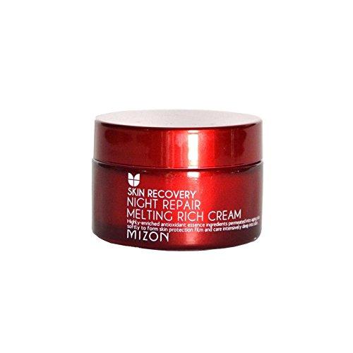 豊かなクリームを溶融ナイトリペア x2 - Mizon Night Repair Melting Rich Cream (Pack of 2) [並行輸入品] B071NHBTQZ