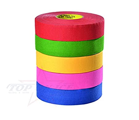North American Raquette Tape 24mm x 27m Couleur Rot