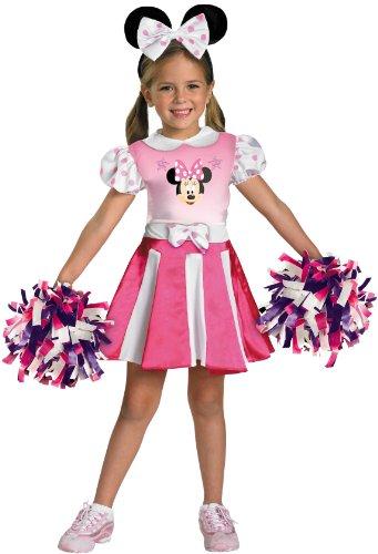 Minnie Mouse Cheerleader Costume