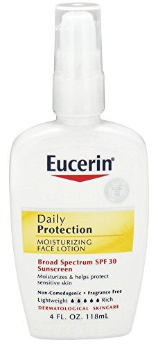 Eucerin - Daily Protection Moisturizing Face Lotion Fragranc