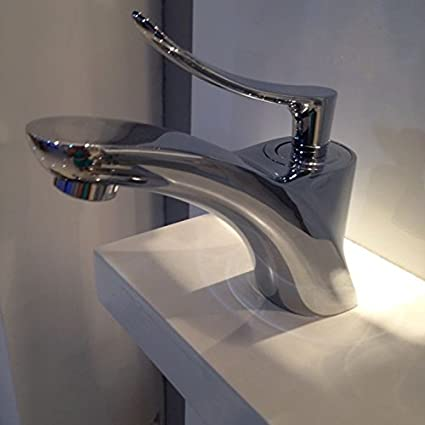 Amazon.com: Furesnts Modern home kitchen and bathroom faucet Stylish ...