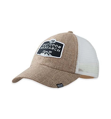 Outdoor Research Big Rig Cap, Straw, One Size