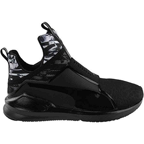 Puma Felce Feather Grf Mannen Ronde Neus Synthetisch Zwart Sneakers Zwart