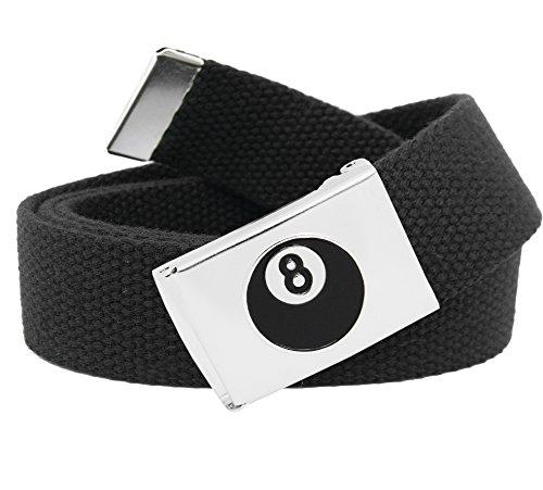 8 Ball Belt Buckle - 2