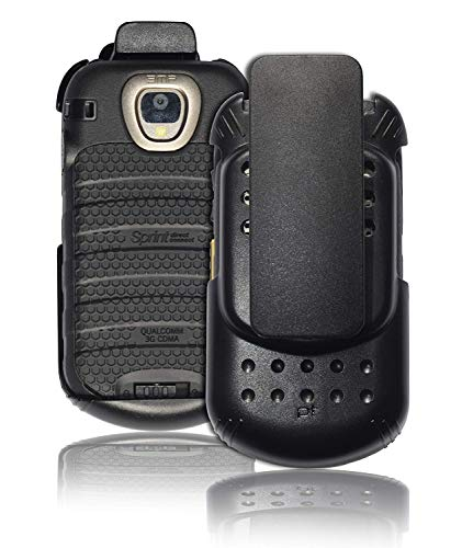 Kyocera DuraXT DuraPro E4277 Holster with Swivel Belt Clip by Wireless ProTECH (Duraxt Clip)
