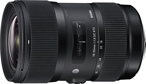 Sigma 18-35mm F1.8 Art DC HSM Lens for Canon by Sigma (Image #8)