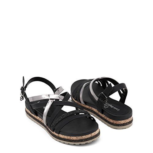 Women Black 36 Laura Sandals Matt Biagiotti 762 qxzwTW1IUP