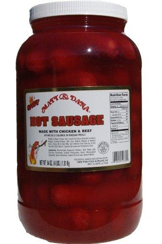 Matt & Dana Hot Sausage - ()