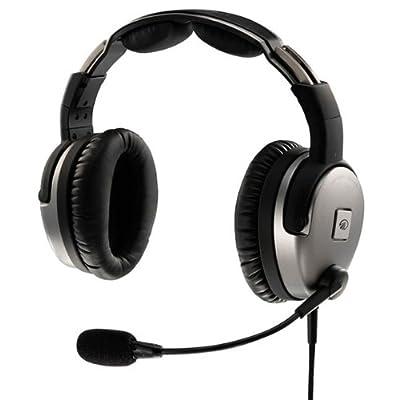 Lightspeed Zulu PFX ANR Aviation Headset (Dual GA Plugs) by Lightspeed
