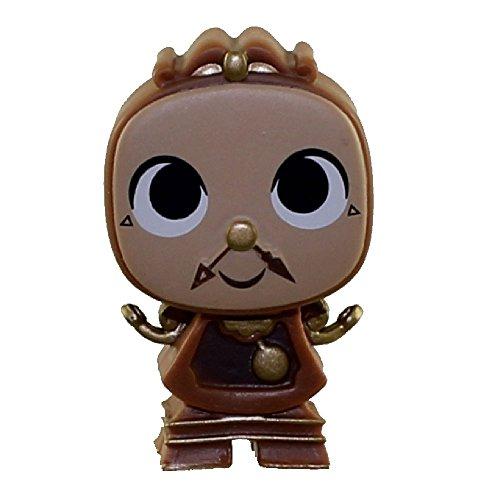 Funko Mystery Minis Vinyl Figure - Disney Princesses & Companions - COGSWORTH (Beauty & the Beast)
