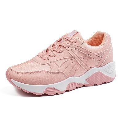 NGRDX&G Plataforma Rosa Zapatos Deportivos Zapatos De Mujer Zapatos Casuales pink