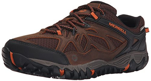 Merrell Men's All Out Blaze Ventilator Waterproof Hiking ...