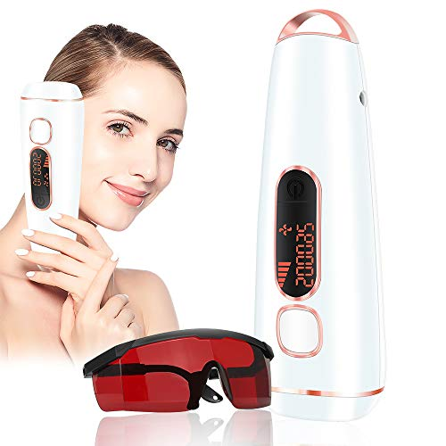 SILKlike IPL Permanent Hair Removal System for Women
