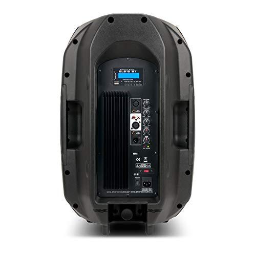 American Audio Els-15BT | Multi-functional 2-Way Active Bi-Amplified Speaker Els481 Wireless Audio Built-In MP3 Player by American Audio (Image #1)