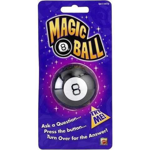 Small Magic 8 Ball ()