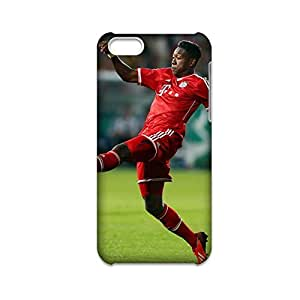 fenglinlinGeneric For iphone 5/5s 5C Iphone Custom Design With David Alaba Hard Plastic Phone Case For Girls Choose Design 1-2